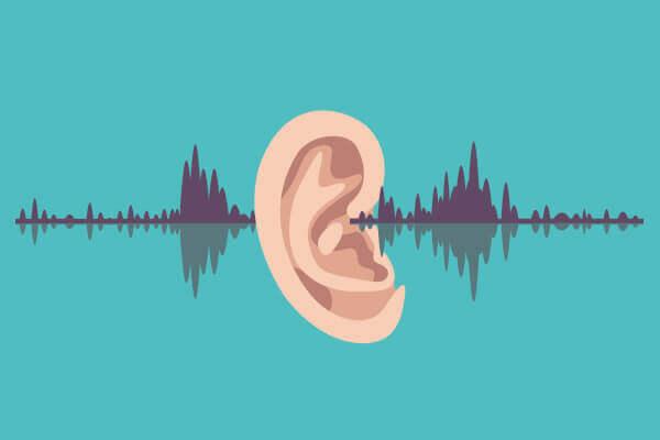 """Hearing at Home in der Ausstellung """"Stadt der Wissenschaft""""."""